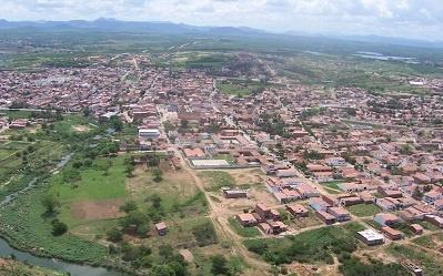 Imagem aérea.