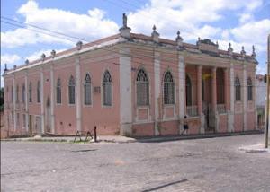 Curia Diocesana em Penedo, Alagoas.