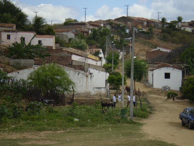 Rua Paulo eugênio facundo Costa