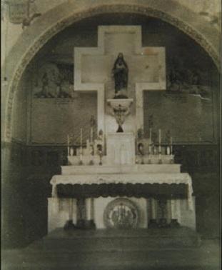 Altar-mor da Igreja Matriz