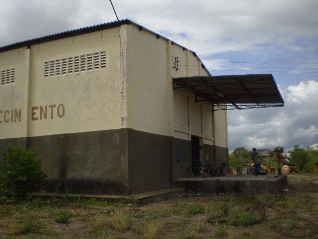 Imagem do armazém da CONAB, em 2013.