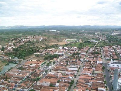 Imagem do Bairro Centro em 2010.