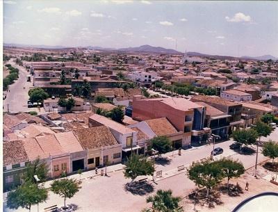Imagem do Bairro Centro em 1999.