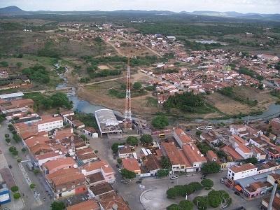 Imagem do Bairro Centro em 2008.