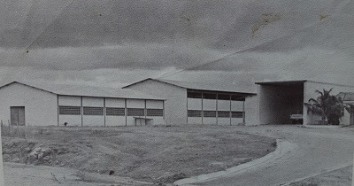 Imagem da Boa Viagem Agroindustrial, em 1982.