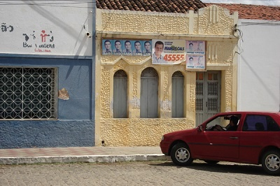 Imagem da residência de Manuel Honor da Costa Mendes, em 2010.