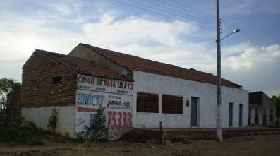 Imagem da residência do Sr. João Rodrigues da Silva, em 2000.