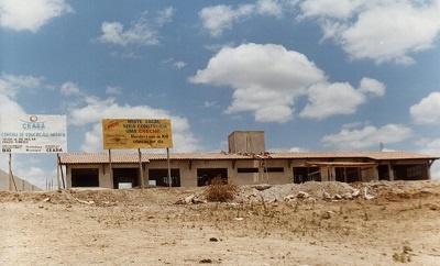 Imagem do Centro de Educação Infantil Sabrina Rodrigues Ramos, em 2004.