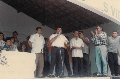 Imagem da campanha de 1996.