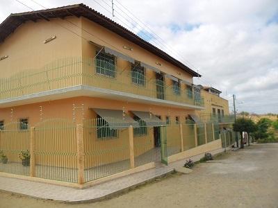 Imagem da Casa de Acolhida Alegria de Viver, em 2013.