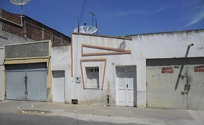 Imagem da casa de Adalgisa Fragoso Vieira, em 2015.
