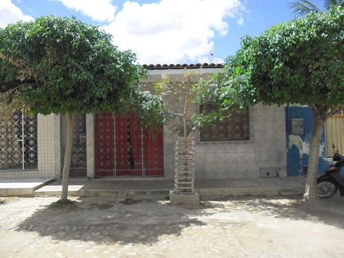 Imagem da residência de Eliel Rafael da Silva, em 2010.