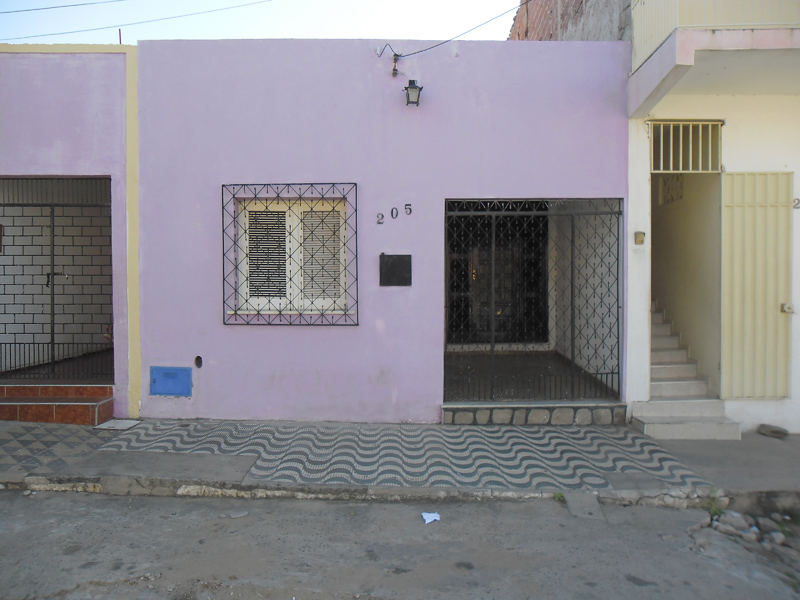 Imagem da residência de seu José Assef fares, em 2016.