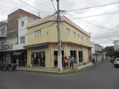 Imagem da residência de José Rangel de Araújo, em 2013.