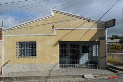 Imagem da residência de José Vieira de Freitas Filho, em 2009.