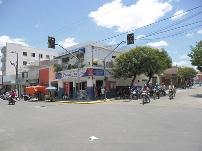Imagem da residência de Manoel Araújo Marinho, em 2014.