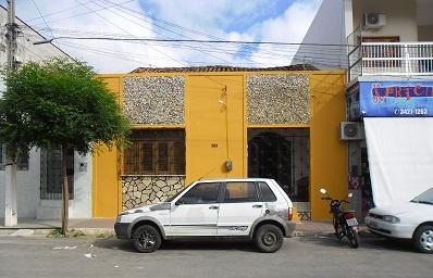 Residência onde morou o Rev. Manoel Bernardino de Santana em Boa Viagem.
