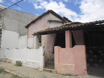 Imagem da residência de Francico Tibiriçá Façanha, em 2015.