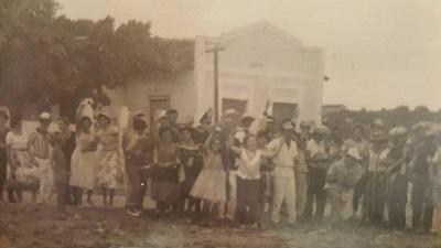 Imagem da Associação Atlética Boa-viagense na década de 1960.