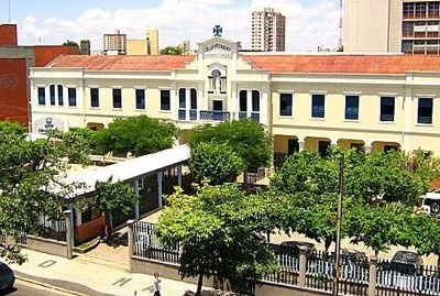 Imagem do Colégio Cearense do Sagrado Coração, em 2014.
