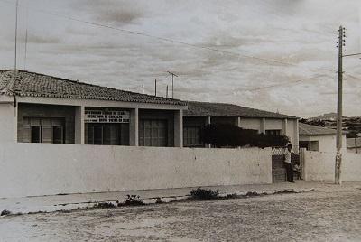 Imagem da Escola de Ensino Fundamental David Vieira da Silva.
