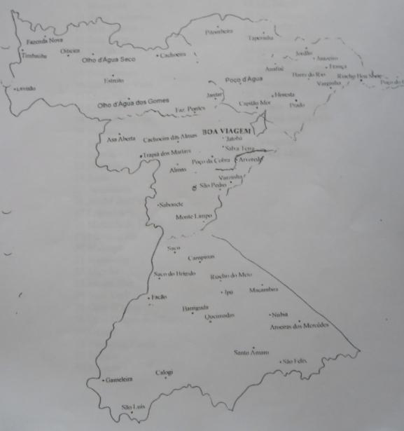 Distrito de Boa Viagem.