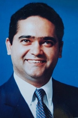 Dr. Alberto Colbert Terceiro Vieira