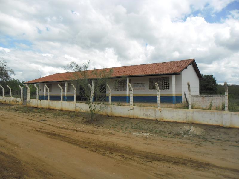 Escola de Ensino Fundamental Dep. Maria Dias Cavalcante Vieira em 2014.