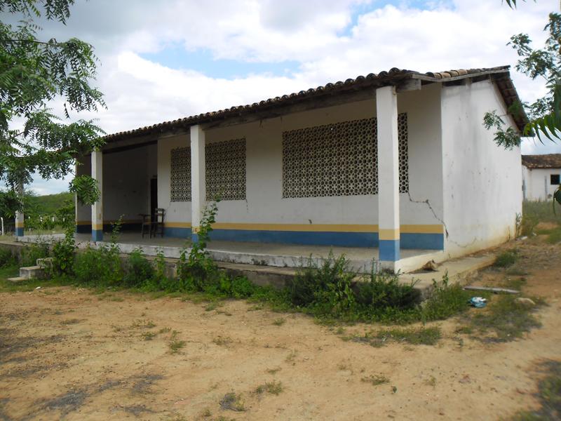 Escola de Ensino Fundamental Elvira Soares Campos em 2014.