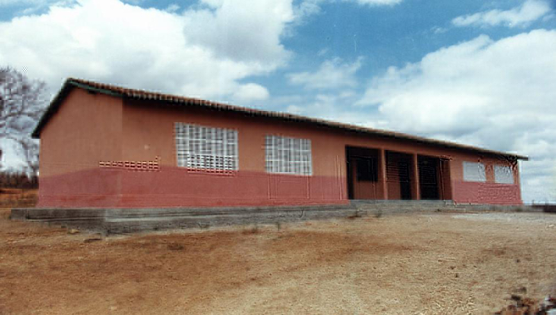 Escola de Ensino Fundamental Francisco Eusébio de Sousa.