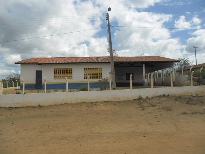 Escola de Ensino Fundamental Francisco Nunes de Sousa em 2014.