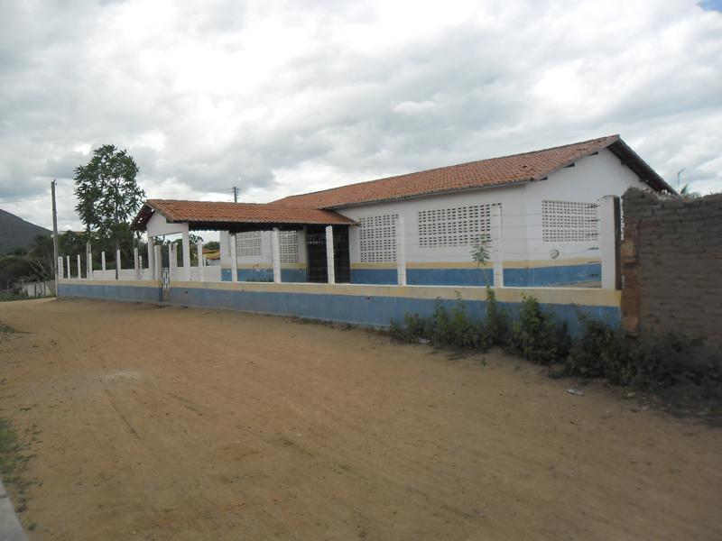 Escola de Ensino Infantil Mãe Maria em 2014.