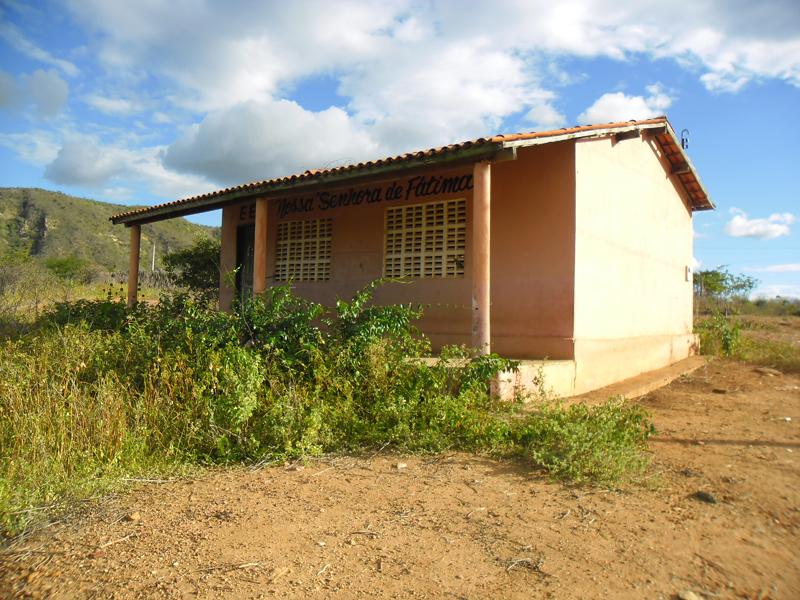 Escola de Nossa Senhora de Fátima em 2014.