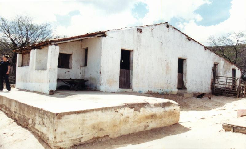 Local onde funcionava essa escola.