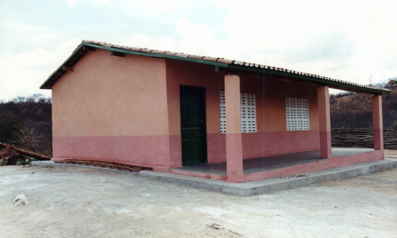 Escola de Ensino Fundamental Raimundo Saraiva Queiroz.
