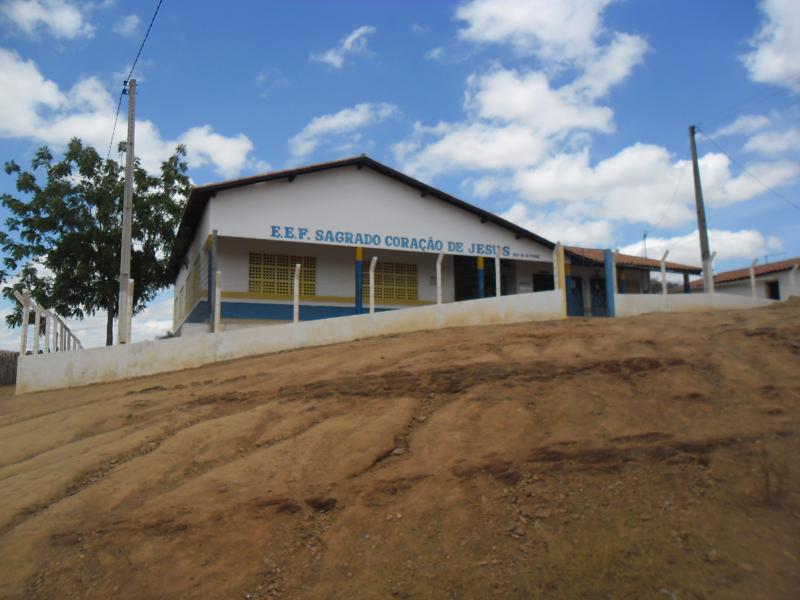 Escola de Ensino Fundamental Sagrado Coração de Jesus em 2013.