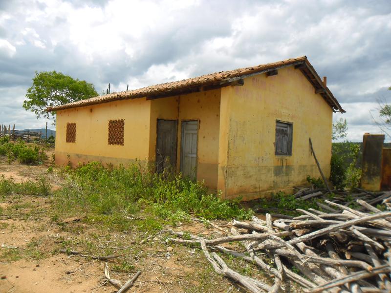 Escola de Ensino Infantil Antônio Cândido da Silva em 2014.