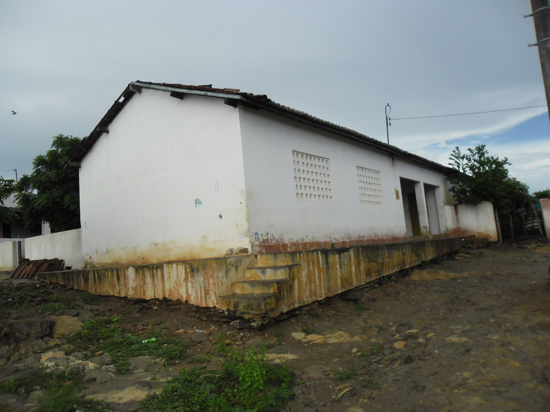 Escola de Ensino Fundamental Belarmino André do Nascimento em 2014.
