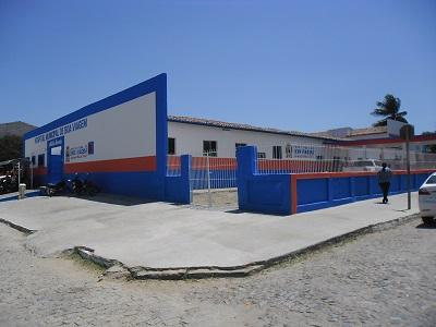 Imagem do Hospital e Casa de Saúde Adília Maria de Lima, em 2016