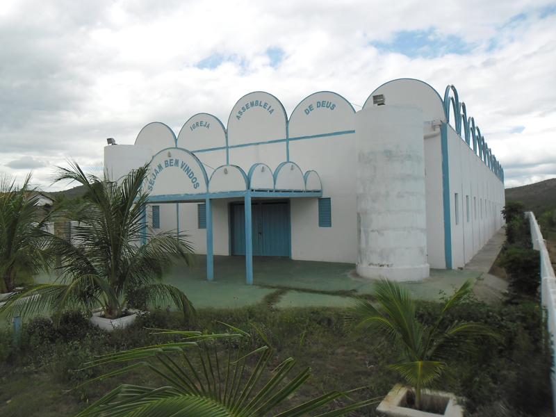 Igreja Evangélica Assembleia de Deus, e Águas Belas.