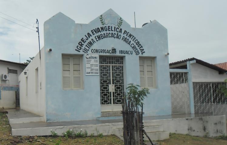 Igreja Evangélica Pentecostal Última Embarcação para Cristo.