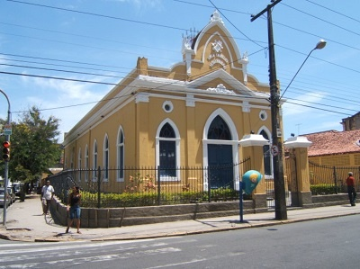 Templo da Igreja Evangélica Pernambucana.