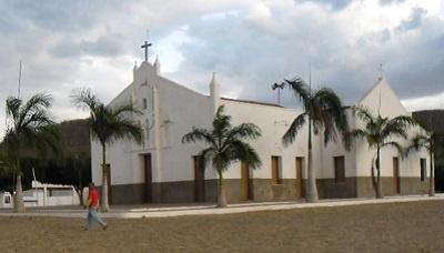 Igreja Matriz de Nossa Senhora da Guia em 2013.