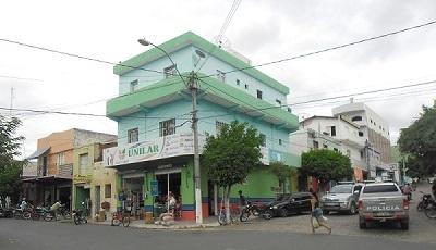 Imagem do local onde residia na cidade de Boa Viagem, em 2014.
