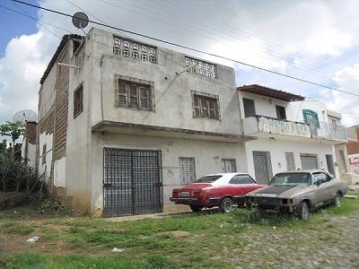 Imagem da residência da Profª. Maria Rosary Pereira, em 2014.