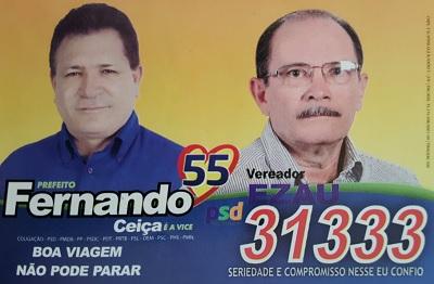 Imagem do seu material de campanha.