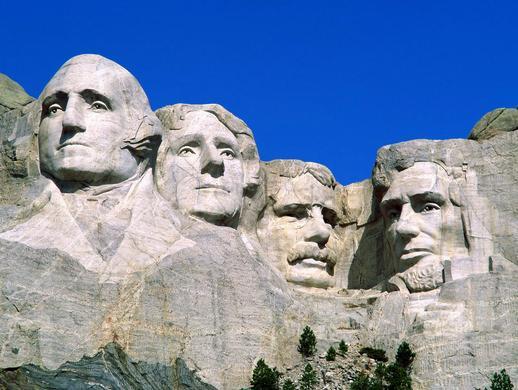 Monte Rushmore.