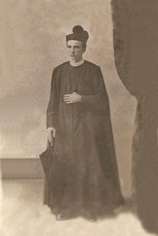 Pe. Francisco Ignácio da Costa Mendes.