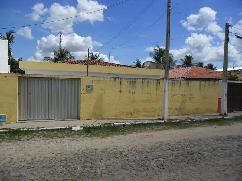 Casa que abrigou a Organização Pedro Rodrigues de Castro.