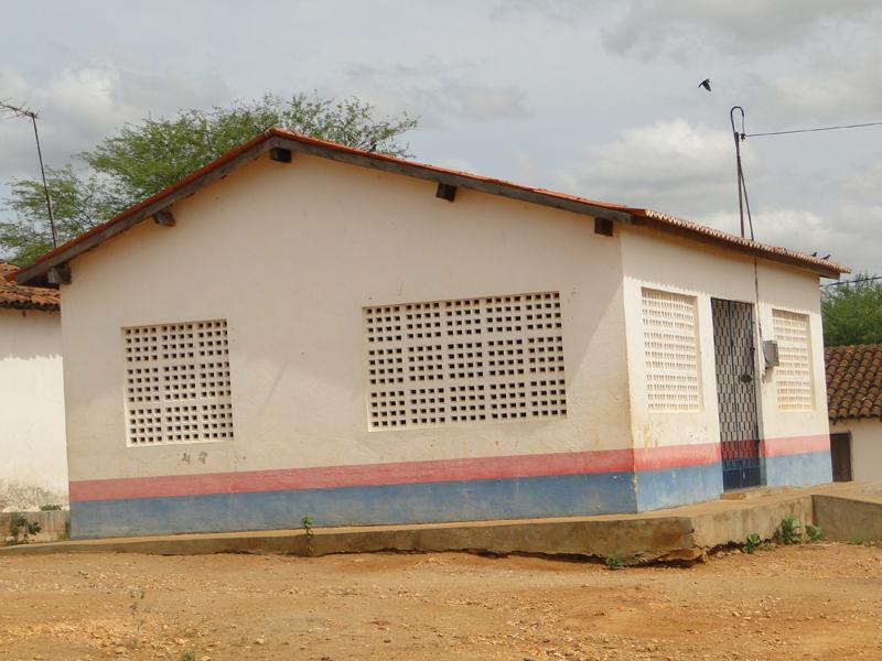 Imagem do Posto da Saúde do Ipú, em 2013.